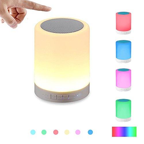 Homestec Portable LED Bluetooth Speaker product image
