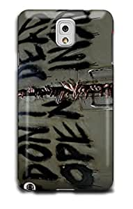 Tomhousomick Custom Design The Walking Dead Case for Samsung Galaxy Note 3 Phone Case Cover #80