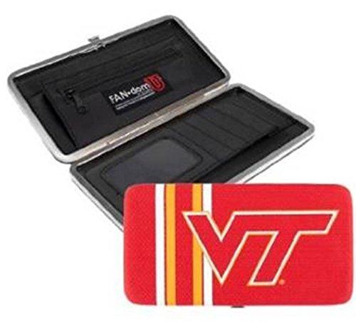 Virginia Tech Hokies Shell Mesh Wallet