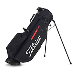 The premium materials and quality that Titleist is known for in a smaller profile, lightweight bag perfect for walking