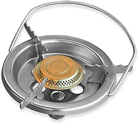 BFG-Hornillo de gas turístico portátil de 1 llama potencia de ...