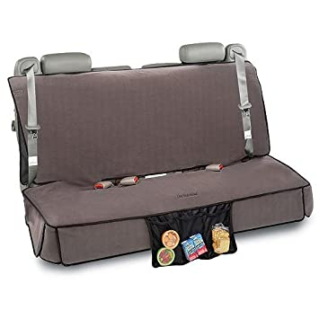car bench seat protector for kids