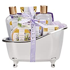Spa Luxetique Bath Spa Gift Set with Rel...