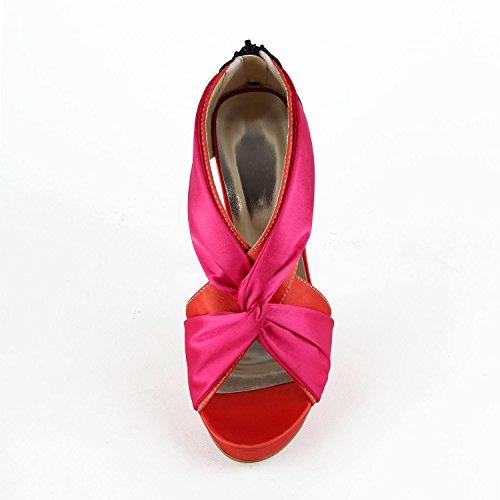 Minitoo plataforma plataforma mujer rosa rosa plataforma mujer Minitoo Minitoo Rosa Rosa mujer HqrHFwf