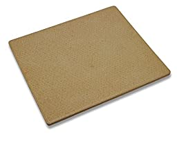 Old Stone Oven Rectangular Pizza Stone, 14.5-Inch x 16.5-Inch