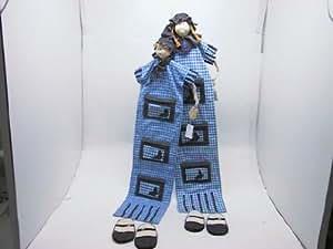 maedchen O. Niño Z. haengen Azul 95cm