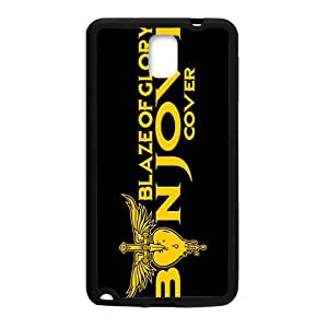 Golden Blaze of Glory Cell Phone Case for Samsung Galaxy Note3