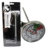 analog microwave oven - Rhino Coffee Short Analog Thermometer - 5