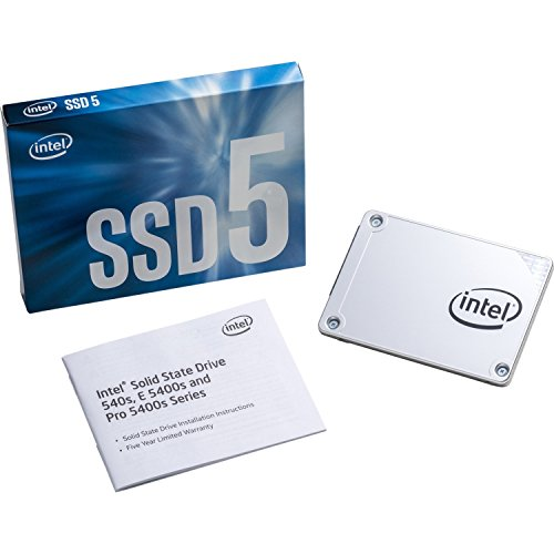 Intel 240GB Solid State SSDSC2KW240H6X1