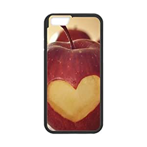 Vety Heart on Apple IPhone 6 Cases, {Black}