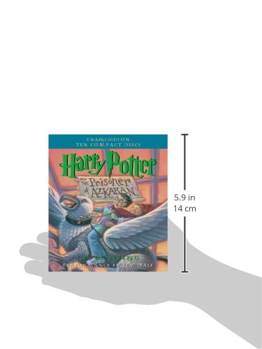 Harry Potter and the Prisoner of Azkaban (Book 3) by Listening Library (Audio) (Image #2)
