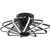 CAGYMJ Ventilador De Techo con Iluminación De Techo LED Luz Velocidad del Viento…