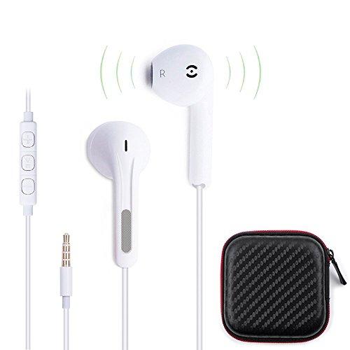 VOCC Premium Earphones/Apple Earbuds /3.5mm Headphones With Stereo Mic...