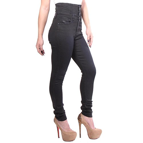 Diesel Skinzee-Corset 680D - Jeans - Mujeres
