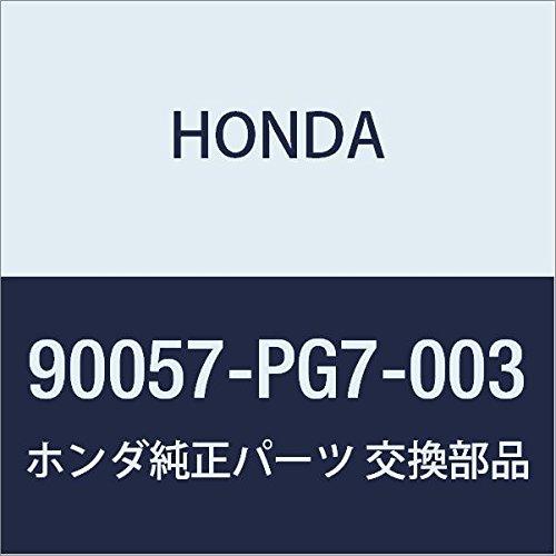 Alternator Bolt (Genuine Honda 90057-PG7-003 Alternator Bolt)