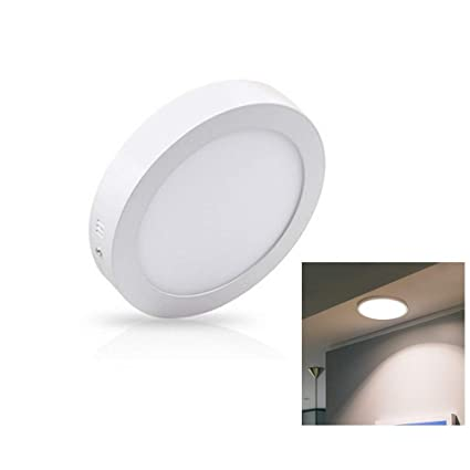 Amazon.com: KepooMan - Lámparas de techo LED de 6 W, 480 ...