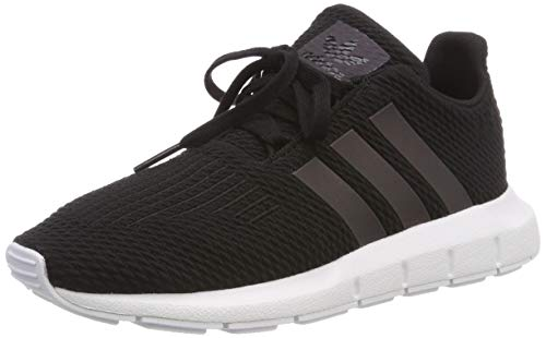 Black Negro Zapatillas De Unisex core Adidas Core C Run White black Gimnasia ftwr Niños weiss White Swift 8qItRBwv