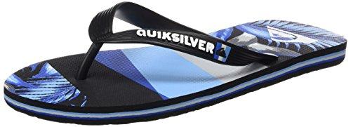Quiksilver Black Sandalen Grey Molokaislashprt Blue Schwarz Herren 4PHUrwqn4