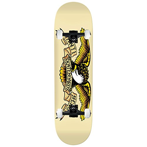 Anti Hero Skateboard Complete Classic Eagle Cream 8.62