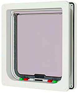 cat mate 4 way locking cat flap instructions
