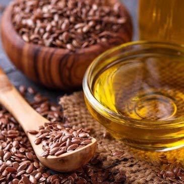Flaxseed Oil Omega 3 Capsules Veg 60 Softgels Amazonin Health