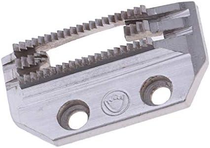 Eタイプ 送り歯 フラットベッド 工業用 ロックステッチミシン用 交換部品
