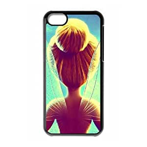 Tinkerbell Iphone 5C Cell Phone Case Black GYK650CC