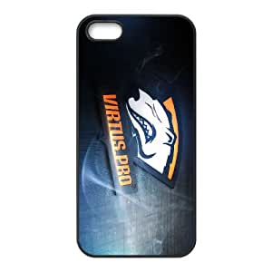 games virtus pro HD iPhone 5 5s Cell Phone Case Black DIY Ornaments xxy002-9223748