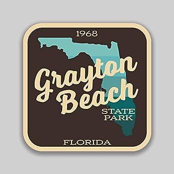 Clearwater Beach Florida Decal Sticker Swim Boat Kayak Water Ski