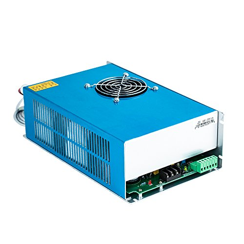 Cloudray 100W Co2 Laser Power Supply 110V PSU DY13 for RECI Z2/W2/S2 Co2 Laser Tube (Buy More Discounts) (Air Co2 Source)