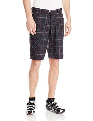 Pearl Izumi - Ride Men's Canyon Plaid Shorts, Plaid, X-Large