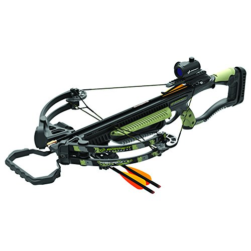 Barnett (78652) Recruit Youth 60 Compound Crossbow, 195 Feet Per Second, Black, Large