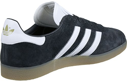 Adidas Originals Gazelle BB5506 Herren Sneaker Grau night grey/white/gold met
