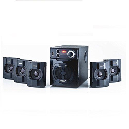 Envent Deejay 704  5.1 Home Audio Speaker, Multimedia Speakers