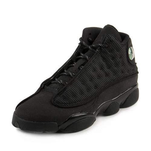 low priced e738c 15090 Air Jordan 13 Retro BG Black Cat Youth Lifestyle Sneakers New - 7 -  FrenzyStyle