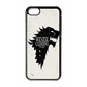 Beauty Design Phone Case for Iphone 5C - Game of Thrones Personalized Cover Case LIB754139