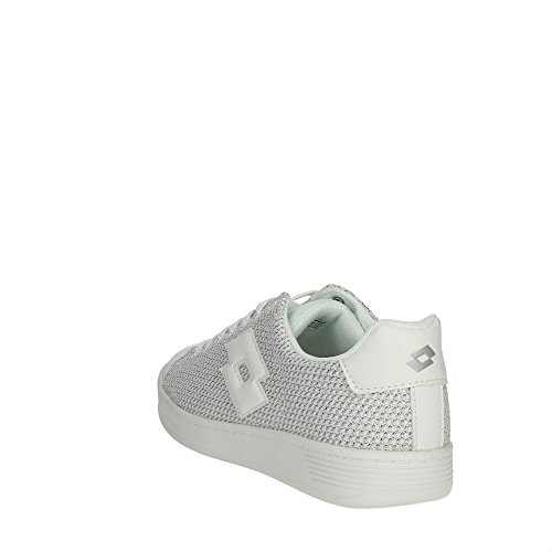Lotto T4020 Niedrige Sneakers Damen White