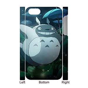 iphone 4 4S 3D Phone Case My Neighbour Totoro Case Cover PP7D553607