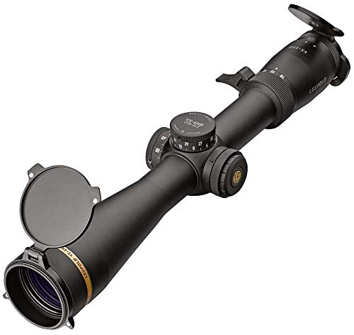 (Leupold VX-6HD CDS-Zl2 Side Focus Gun Scope, Matte Black, 3-18 x 44mm)