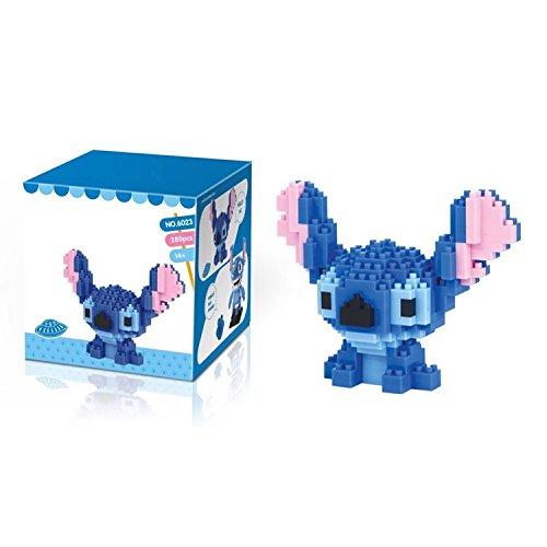 FFX Lilo&Stitch Toys & Hobbies Building Blocks Micro Size Bricks no6023 from FFX