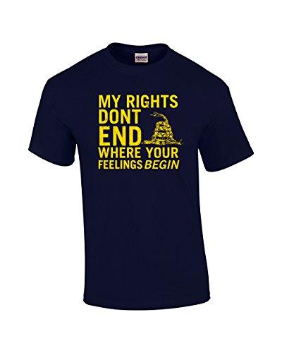 Trenz Shirt Company Feelings Amendment product image