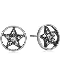 Star Charms Stud Earrings