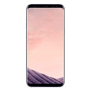Samsung Galaxy S8+ G955U 64GB Unlocked GSM U.S. Version Smartphone w/ 12MP Camera - Orchid Gray