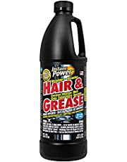 SCOTCH Corporation 1969 Hair & Grease Drain Opener A Non-Acid Formulation, 1 L