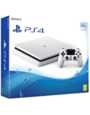 PlayStation 4 - Konsole (500GB, weiß, slim) inkl. 1 DualShock Controller