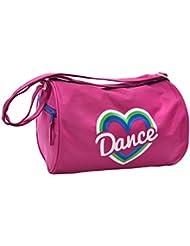 Horizon Dance 3410 Happy Heart Pink Duffel Bag