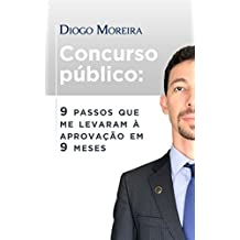 Concurso público: 9 passos que me levaram à aprovação em 9 meses