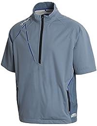 Sullivan Short-Sleeve Pullover Steel/Slate X-Large