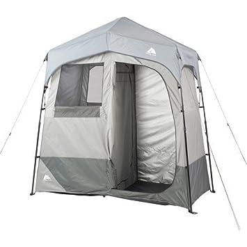 Ozark trail instant 2 room shower changing shelter outdoor