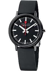 Mondaine Stop2go Mens Wristwatch (A512.30358.64SPB)